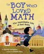 Book cover of BOY WHO LOVED MATH