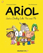 Book cover of ARIOL 01 JUST A DONKEY LIKE YOU & ME