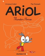 Book cover of ARIOL 02 THUNDER HORSE