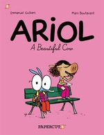 Book cover of ARIOL 04 A BEAUTIFUL COW