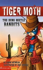 Book cover of DUNG BEETLE BANDITS
