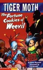 Book cover of FORTUNE COOKIE OF WEEVIL