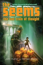 Book cover of SEEMS 03 THE LOST TRAIN OF THOUGHT