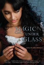 Book cover of MAGIC UNDER 01 MAGIC UNDER GLASS