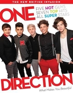 Book cover of 1 DIRECTION - WHAT MAKES YOU BEAUTIFUL