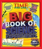 Book cover of BIG BOOK OF SCIENCE EXPERIMENTS