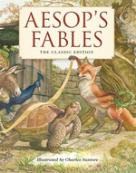 Book cover of AESOP'S FABLES
