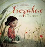 Book cover of EVERYWHERE & ALL AROUND