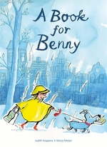 Book cover of BOOK FOR BENNY
