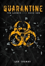 Book cover of QUARANTINE 01 LONERS
