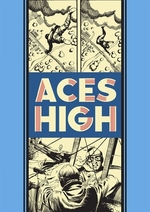 Book cover of ACES HIGH