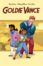 Book cover of GOLDIE VANCE 01