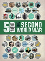 Book cover of 50 THINGS YOU SHOULD KNOW ABOUT 2ND WW