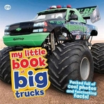 Book cover of MY LITLE BOOK OF BIG TRUCKS
