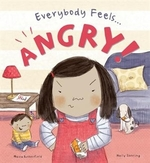Book cover of EVERYBODY FEELS ANGRY