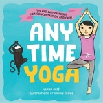 Book cover of ANYTIME YOGA