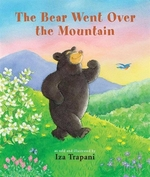 Book cover of BEAR WENT OVER THE MOUNTAIN