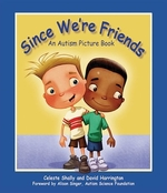 Book cover of SINCE WE'RE FRIENDS