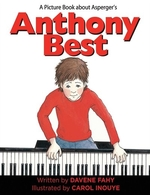 Book cover of ANTHONY BEST