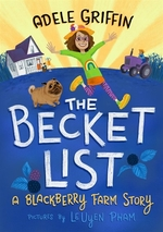 Book cover of BECKET LIST