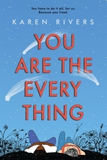 Book cover of YOU ARE THE EVERYTHING