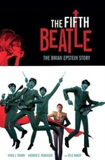 Book cover of 5TH BEATLE - THE BRIAN EPSTEIN STORY