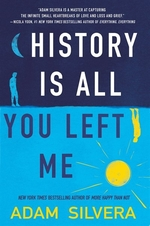 Book cover of HIST IS ALL YOU LEFT ME
