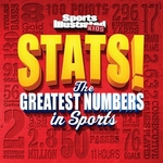 Book cover of STATS THE GREATEST NUMBERS IN SPORTS