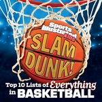 Book cover of SLAM DUNK TOP 10 LISTS OF EVERYTHING IN