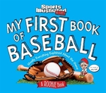 Book cover of MY 1ST BOOK OF BASEBALL