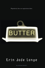 Book cover of BUTTER
