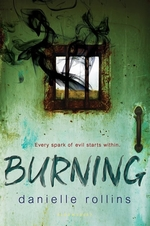 Book cover of BURNING