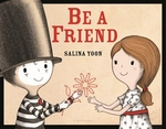 Book cover of BE A FRIEND