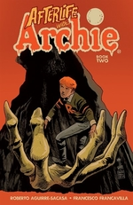 Book cover of AFTERLIFE WITH ARCHIE 02 BETTY RIP
