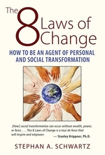 Book cover of 8 LAWS OF CHANGE
