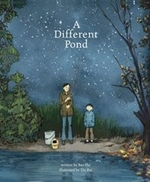 Book cover of DIFFERENT POND