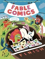 Book cover of FABLE COMICS