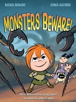Book cover of MONSTERS BEWARE