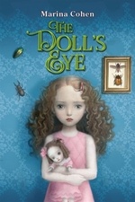 Book cover of DOLL'S EYE