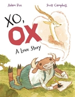 Book cover of XO OX - A LOVE STORY