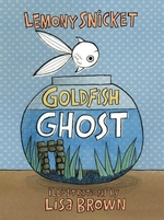 Book cover of GOLDFISH GHOST
