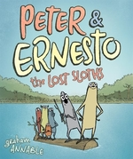 Book cover of PETER & ERNESTO - THE LOST SLOTHS