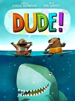 Book cover of DUDE