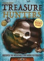 Book cover of TRAILBLAZERS - TREASURE HUNTER
