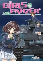 Book cover of GIRLS UND PANZER 03