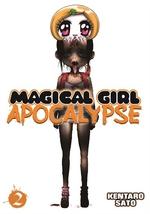 Book cover of MAGICAL GIRL APOCALYPSE 02