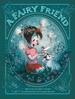 Book cover of FAIRY FRIEND