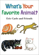 Book cover of WHATS YOUR FAVORITE ANIMAL