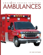 Book cover of AMBULANCES