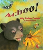 Book cover of ACHOO WHY POLLEN COUNTS